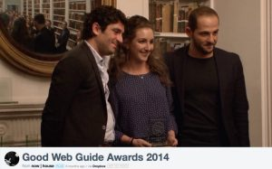 Good Web Awards 2014